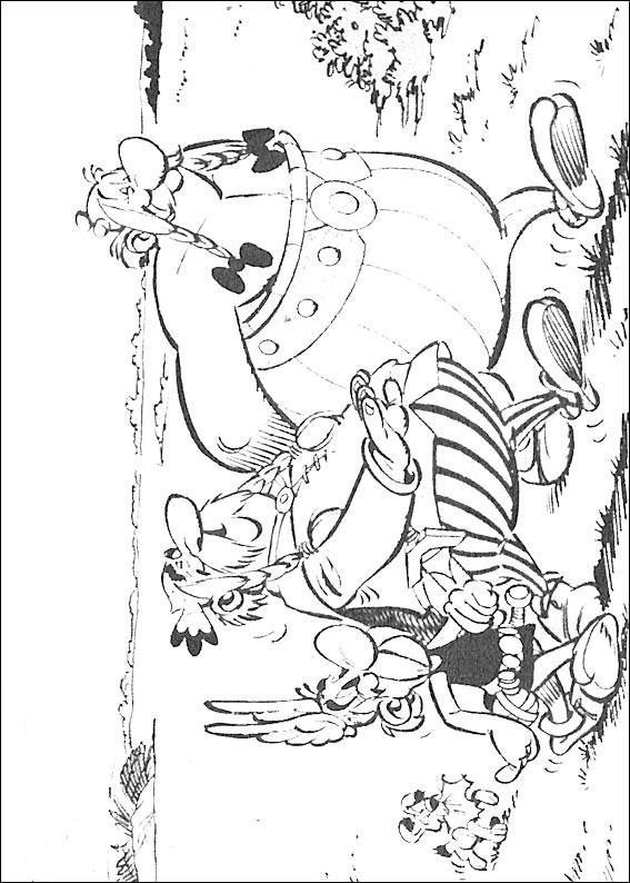 Malvorlagen Asterix Und Obelix Gratis My Blog